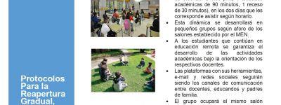 PROTOCOLOS DE BIOSEGURIDAD PARA LA ALTERNANCIA GPS 2021 pag,3